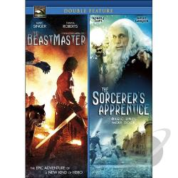 Fantasy Adventure DVD Cover Art