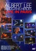Albert Lee & Hogan's Heroes - Live in Paris DVD Cover Art