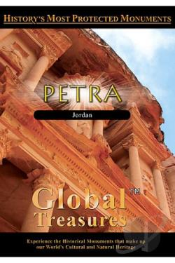 Global Treasures - Petra Jordan DVD Cover Art