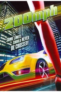 200 MPH DVD Cover Art
