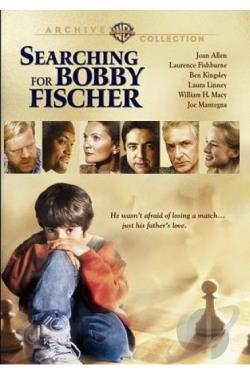Searching for Bobby Fischer DVD Cover Art
