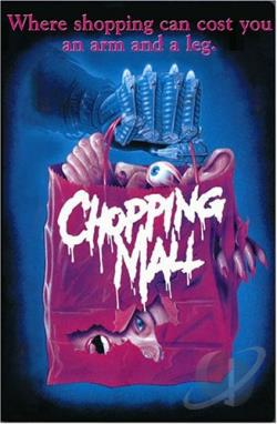 Chopping Mall DVD Cover Art