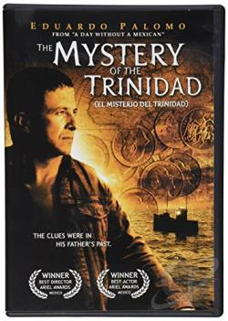 Mystery of the Trinidad DVD Cover Art