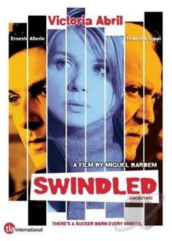 Swindled DVD Cover Art