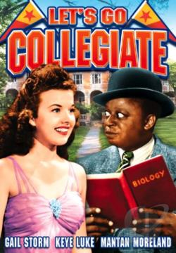 Let's Go Collegiate DVD Cover Art