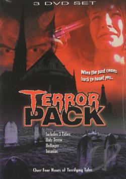 Terror Pack DVD Cover Art