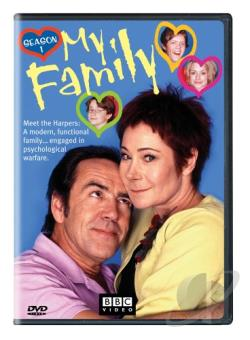 My Family - Season 1 DVD Cover Art