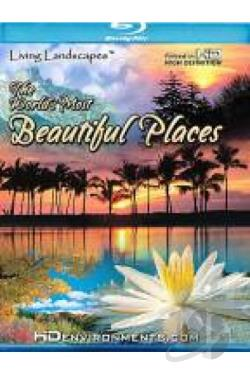 World's Most Beautiful Places DVD Cover Art