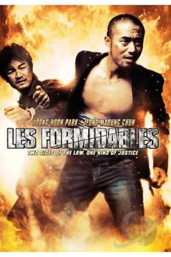 Les Formidables DVD Cover Art