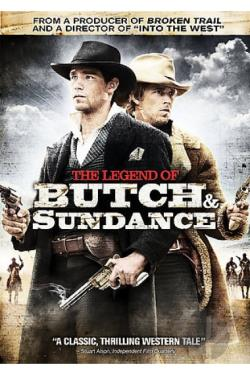 Legend of Butch and Sundance DVD Cover Art