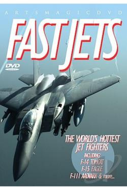 Fast Jets DVD Cover Art