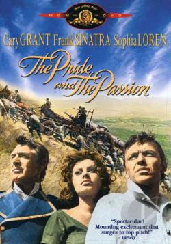 Pride and the Passion DVD Cover Art