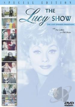 Lucy Show - The Lost Episodes Marathon: Vol. 7 DVD Cover Art
