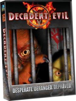 Decadent Evil DVD Cover Art