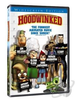 Hoodwinked DVD Cover Art