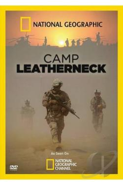 National Geographic: Camp Leatherneck DVD Cover Art