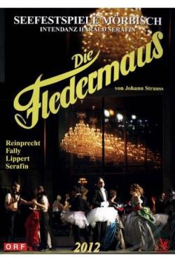Die Fledermaus DVD Cover Art