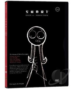 Short Cinema Journal 1:4 - Seduction DVD Cover Art