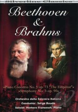 Beethoven & Brahms DVD Cover Art