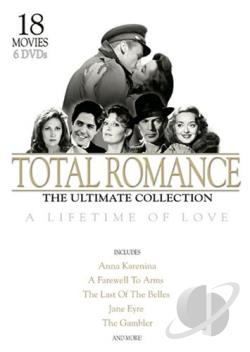 Total Romance - The Ultimate Collection DVD Cover Art