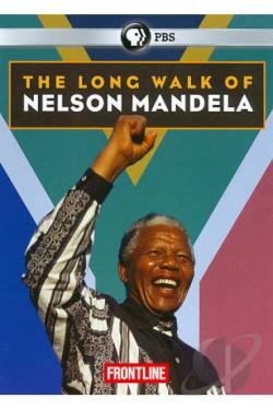 Long Walk Of Nelson Mandela DVD Cover Art