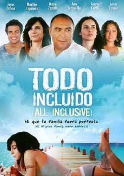 All Inclusive DVD Cover Art