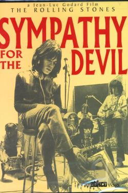 Sympathy for the Devil DVD Cover Art
