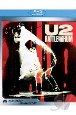 U2 - Rattle And Hum BRAY Cover Art
