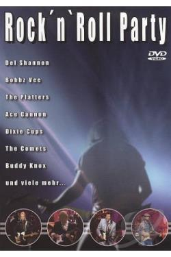 Rock & Roll Party Hits, Vol. 1 DVD Cover Art