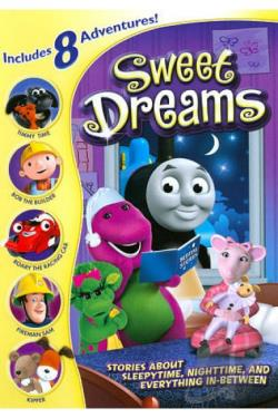HIT Favorites: Sweet Dreams DVD Cover Art