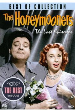 Best of Collection: The Honeymooners Lost Episodes DVD Cover Art