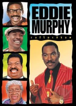 Eddie Murphy Collection (DVD) DVD Cover Art