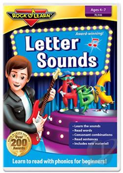 Rock 'N Learn Phonics DVD's Vol. 1 & 2 Review and Giveaway!