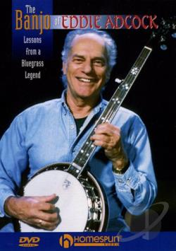 Banjo of Eddie Adcock DVD Cover Art