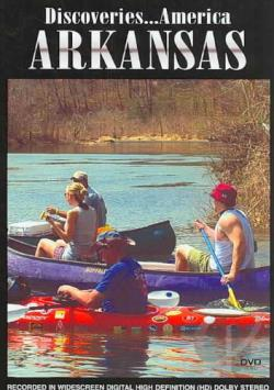 Discoveries... America: Arkansas DVD Cover Art