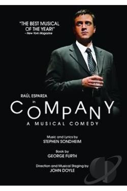 Company DVD Cover Art