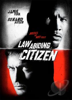 Law Abiding Citizen DVD Cover Art