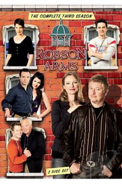 Robson Arms - Season Three DVD Cover Art