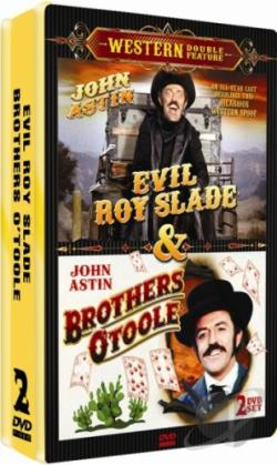 Evil Roy Slade / Brothers O'Toole DVD Cover Art