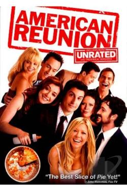 American Reunion DVD Cover Art