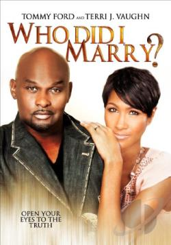 Who Did I Marry? DVD Cover Art