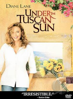 Under the Tuscan Sun DVD Cover Art
