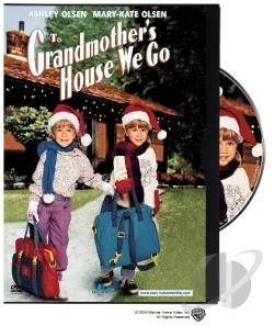 To Grandmother's House We Go DVD Cover Art