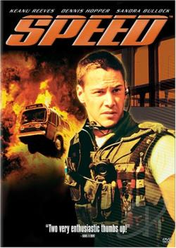 Speed DVD Cover Art