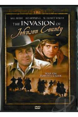 Invasion Of Johnson Country / The Outlaw Trail DVD Cover Art