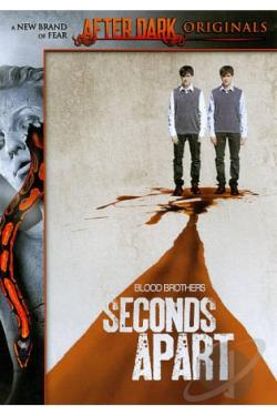 Seconds Apart DVD Cover Art