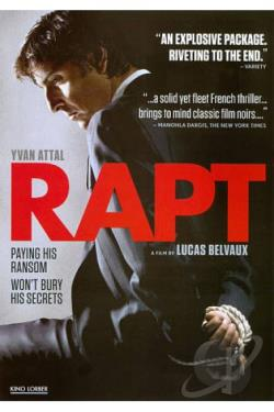 Rapt DVD Cover Art