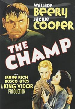 Champ DVD Cover Art