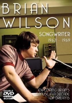 Brian Wilson: Songwriter 1962-1969 DVD Cover Art