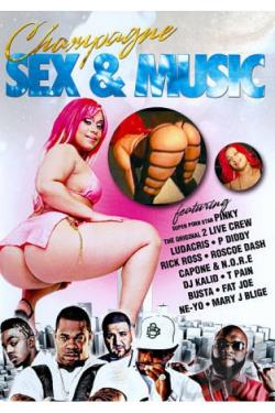 Champagne Sex & Music DVD Cover Art
